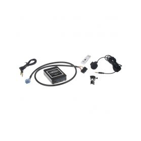 555PG010 Hudební přehrávač USB/AUX/Bluetooth Peugeot RD3 USB/BLUE hudební přehrávače