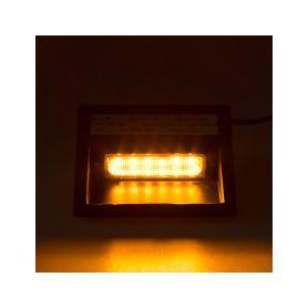 PREDATOR LED vnitřní, 6x LED 5W, 12/24V, oranžový, ECE R65