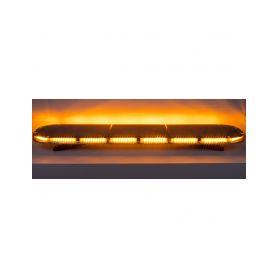 SRE5-51172 LED rampa 1172mm, oranžová, 12-24V, 144 x 5W, ECE R65 Oranžové 600-1500mm