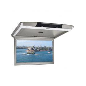 """DS-156AGR Stropní LCD monitor 15,6"""" s OS. Android USB/SD/HDMI/FM, dálkové ovládání se snímačem pohybu, šedý Stropní monitory"""