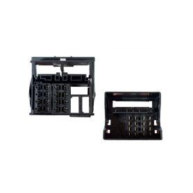 Nosiče kol a držáky Peruzzo per-22436 Peruzzo nosič HI-BIKE na zadní dveře pro 3 kola Fe, černý