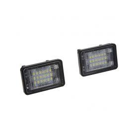 RZMB05 LED osvětlení SPZ do vozu Mercedes GLK Class X204 Pro osvětlení SPZ