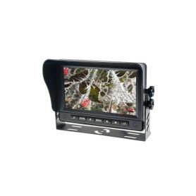 """SV96AHD103 AHD 1080P,960P,720P monitor 9"""" s 3x4PIN vstupy 4PIN monitory a sety"""