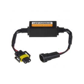 LED-EMCH8 Filtr rušení EMC s redukcí pro žárovky H8, H9, H11 Rezistory, eliminátory