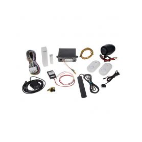 JA-CA2103SETVAN Sada GSM/GPS autoalarmu CA-2103, CA-550, 2x JA-185P a JA-150M GSM a GPS alarmy