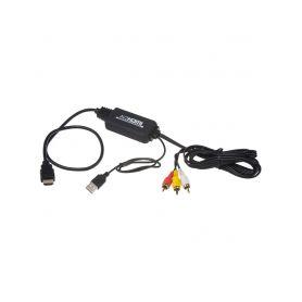 MI-RCA-HDMI Univerzální převodník signálu z RCA do HDMI Uni převodníky / přenašeče signálu