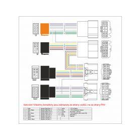 TB22AM Indel B 22 litrů 12/24V kompresorová autochladnička - 1
