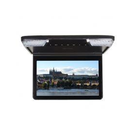 """IC-116DBL Stropní monitor 11,6"""" černý s DVD/SD/USB/IR/FM Stropní monitory"""