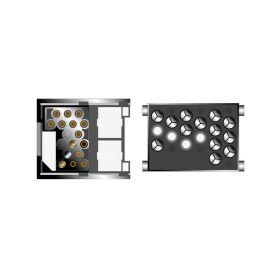 TS-1500-212B měnič napětí sínusový 12V na 230V 1500W, DC/AC měnič napětí. - 1