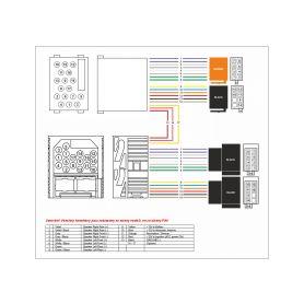 TS-700-212B měnič napětí sínusový 12V na 230V 700W, DC/AC měnič napětí - 1