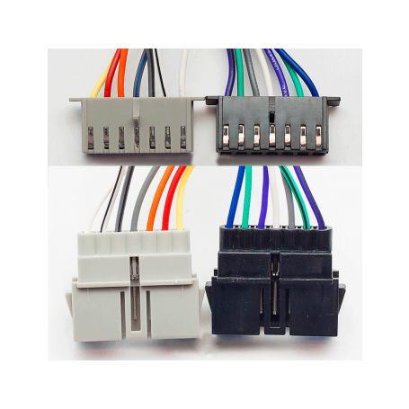 Měniče z 12V na 230V HQ hqc1000/12 Měnič napětí s UPS 12V na 230V 1000W HQ-INV1KC/12F