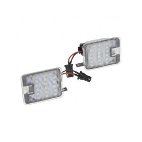 961FO01 LED osvětlení do zrcátka Ford C-Max, S-Max, Focus, Kuga, Mondeo Pro interiér, kufr, dveře