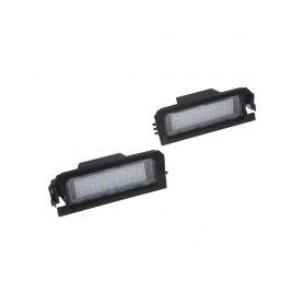 RZHY01 LED osvětlení SPZ do vozu Kia, Hyundai Pro osvětlení SPZ