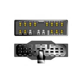 TN-1500-212B měnič napětí DC/AC 12V na 230V 1500W sínus pro solární aplikace s funkcí UPS - 1