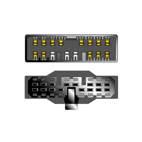 Sinusové měniče MEAN WELL tn-1500-12 TN-1500-212B měnič napětí DC/AC 12V na 230V 1500W sínus pro solární aplikace s funkcí UPS
