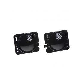 96JE01S LED dynamické blinkry Jeep Wrangler JK oranžové, kouřové LED blinkry