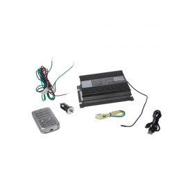 SN200WS2 Profesionální výstražný systém s mikrofonem 200W Profi výstražná zařízení