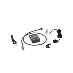555CH001 Hudební přehrávač USB/AUX/Bluetooth Chrysler, Jeep, Dodge USB/BLUE hudební přehrávače