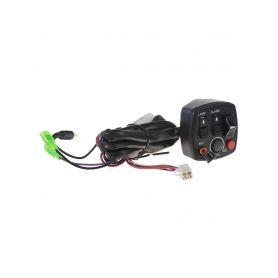 Spínač pozičních světel/predátorů/zvukových systémů na motocykl
