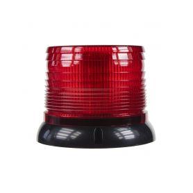 WL62FIXRED LED maják, 12-24V, červený LED pevná montáž
