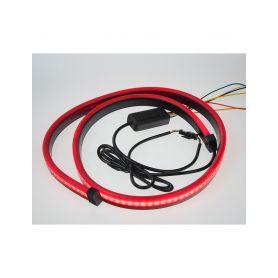 96UN04 LED pásek, brzdové světlo, červený, 102 cm LED pásky