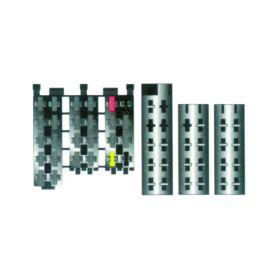 Siréna piezoelektrická 12V/10W, 1-tónová