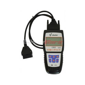 SIXTOL 00444 V301 V-checker profi diagnostika OBD2/EOBD CZ Diagnostiky