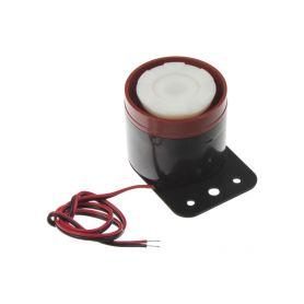 SE520 Siréna piezoelektrická 12V/10W, 1-tónová Signalizace couvání a sirény
