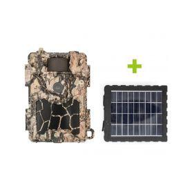 OXE 2008-047 Spider 4G + solární panel a 32GB SD karta zdarma Fotopasti
