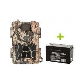 OXE 2008-048 Spider 4G + externí akumulátor, napájecí kabel a 32GB SD karta zdarma Fotopasti