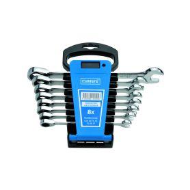NAREX NA443100594 Sada klíčů 8dílná ráčnových plast. držák DIN3113, 443100594 Ráčnové