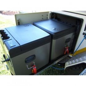 Rámečky pro instalaci CB radio  2-373108 Rámeček CB radiostanice 373108