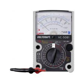 VOLTCRAFT 1544030 Analogový multimetr VC-5081, 3 roky záruka Multimetry