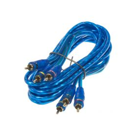 XS-3130 RCA audio/video kabel Hi-Q line, 3m AV kabely