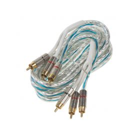 XS-3230 RCA audio/video kabel Hi-End line, 3m AV kabely
