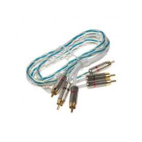 XS-3210 RCA audio/video kabel Hi-End line, 1m AV kabely