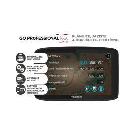 TomTom GO Professional 620 EU Přenosné GPS navigace