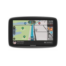 TomTom GO CAMPER Přenosné GPS navigace