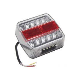 TRL12LED Sdružená lampa zadní LED 12V Zadní + kombinovaná