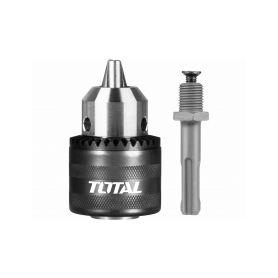 TOTAL-TOOLS TAC451301.1 Hlava na vrtačku s redukcí, industrial Příslušenství k vrtačkám