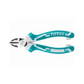 TOTAL-TOOLS THT230706S Kleště štípací boční, 180mm, industrial Štípací
