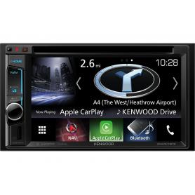 Kenwood DNX317BTS Pevné GPS navigace