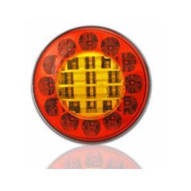 TRL220LED LED sdružená lampa zadní, 12-24V, ECE Zadní + kombinovaná