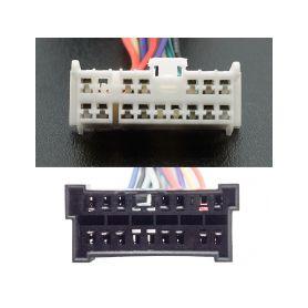 VIDEO - uni RGB adaptéry  1-miuni03 Univerzální převodník kompozitního videosignálu do RGB linky miuni03