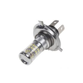 TURBO LED H4 bílá, 12-24V, 48W