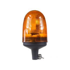 WL55HRH1 x Halogen maják, 12-24V, oranžový na držák, ECE R10 Majáky na tyč