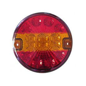 TRL224LED LED sdružená lampa zadní, 12-24V, ECE Zadní + kombinovaná