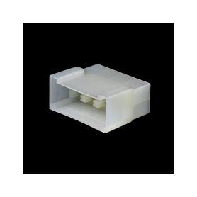 42013 Zásuvka 8-pólová, samička Plastové zásuvky
