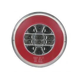 TRS008 LED sdružená lampa zadní 12-24V, ECE Zadní + kombinovaná