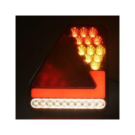 TRS002P Sdružená lampa zadní LED 12-24V, ECE, pravá Zadní + kombinovaná